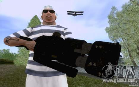 Arms of F.E.A.R. for GTA San Andreas