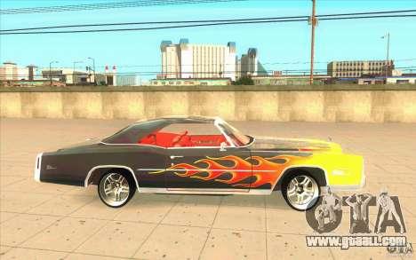 Arfy Wheel Pack 2 for GTA San Andreas twelth screenshot