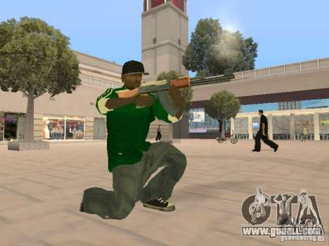 New Sweet for GTA San Andreas third screenshot