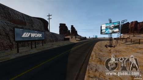 Ambush Canyon for GTA 4 tenth screenshot
