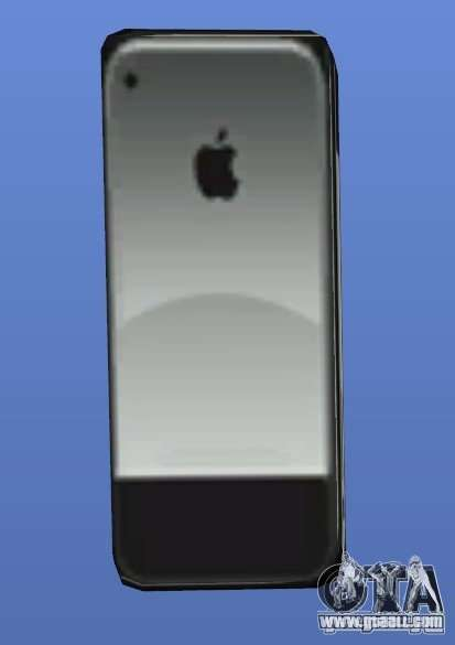 IPhone for GTA 4 second screenshot