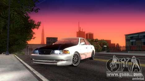 Toyota Mark II 100 for GTA San Andreas
