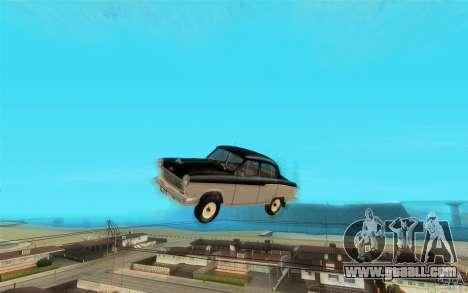 Black Lightning for GTA San Andreas ninth screenshot
