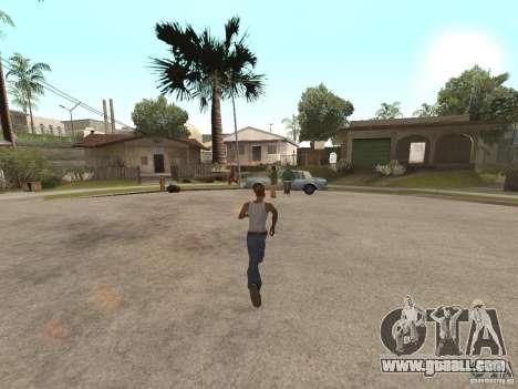 Awesome .IFP V3 for GTA San Andreas sixth screenshot