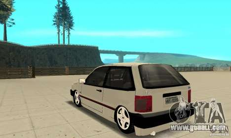 Fiat Tipo 2.0 16V 1995 for GTA San Andreas back left view