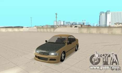 Bmw 528i for GTA San Andreas