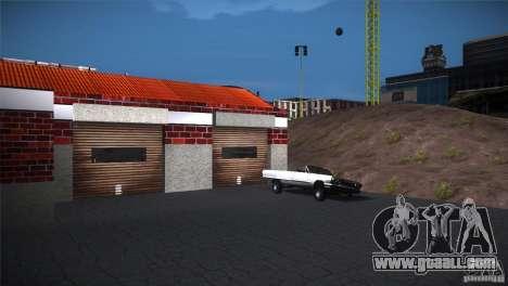 San Fierro Upgrade for GTA San Andreas third screenshot