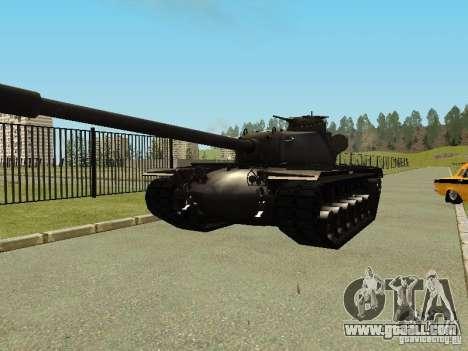 T-110E5 for GTA San Andreas