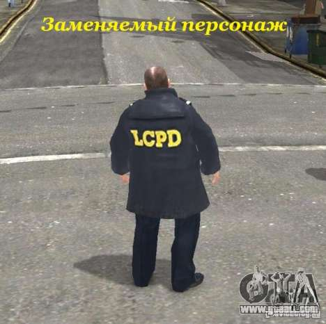 Ultimate NYPD Uniforms mod for GTA 4 tenth screenshot