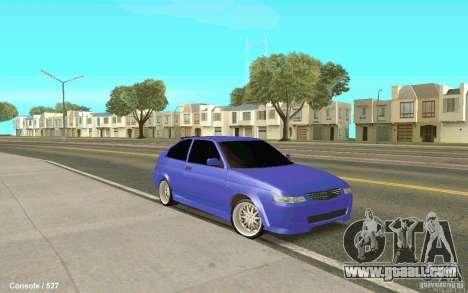 Lada 2112 Coupe for GTA San Andreas