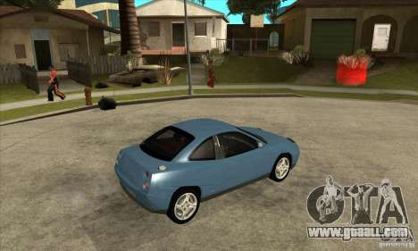 Fiat Coupe - Stock for GTA San Andreas right view