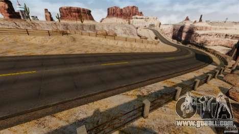 Ambush Canyon for GTA 4 eighth screenshot