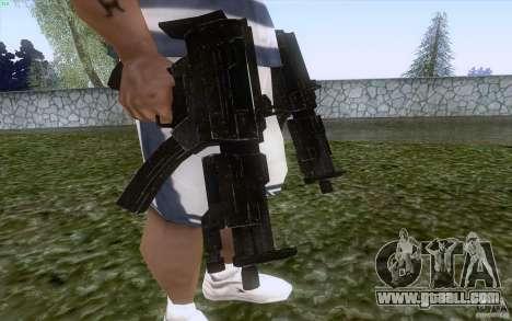 Arms of F.E.A.R. for GTA San Andreas third screenshot