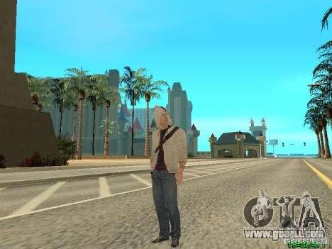 Desmond Miles for GTA San Andreas