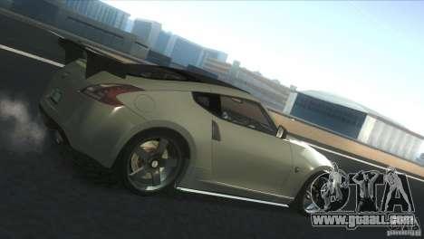 Nissan 370Z Drift 2009 V1.0 for GTA San Andreas left view