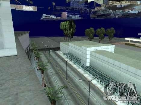 Greatland-Grèjtlènd v0.1 for GTA San Andreas twelth screenshot