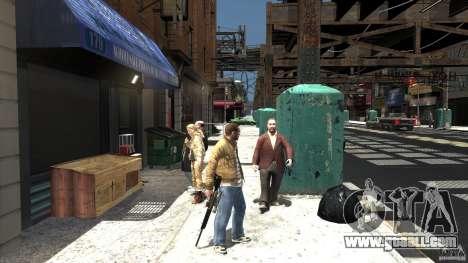 PSG1 (Heckler & Koch) for GTA 4 second screenshot