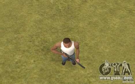 Special machine SHAFT for GTA San Andreas fifth screenshot