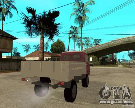 "UAZ 452d ""Tadpole"" for GTA San Andreas"
