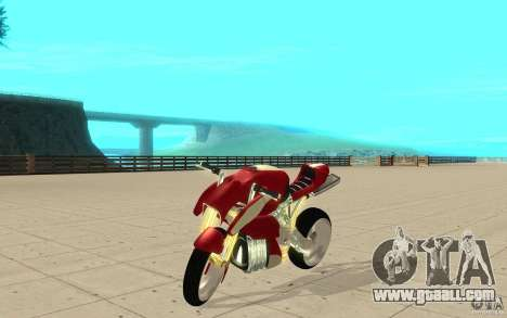 New NRG Standart version for GTA San Andreas
