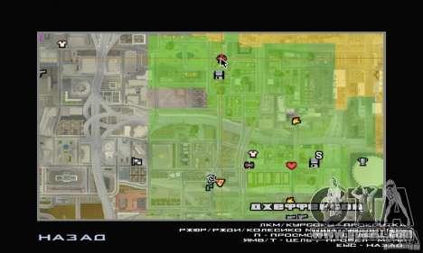 Shop ADIDAS for GTA San Andreas forth screenshot