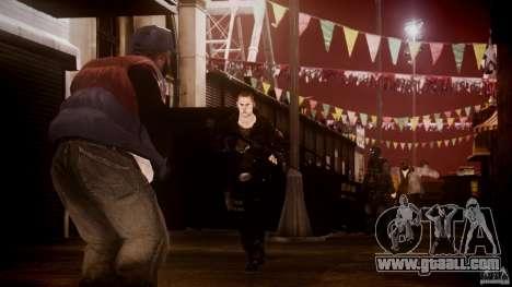 Jake Mueller for GTA 4 forth screenshot