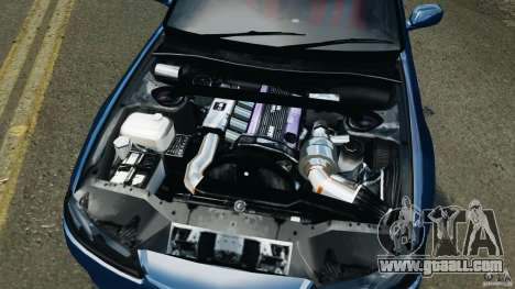 Nissan Silvia S15 JDM for GTA 4 side view