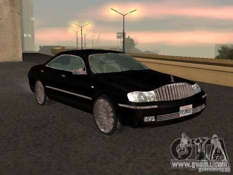 Nissan Cedric Y34 for GTA San Andreas right view