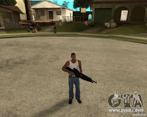 TR-189 Assault Rifle for GTA San Andreas