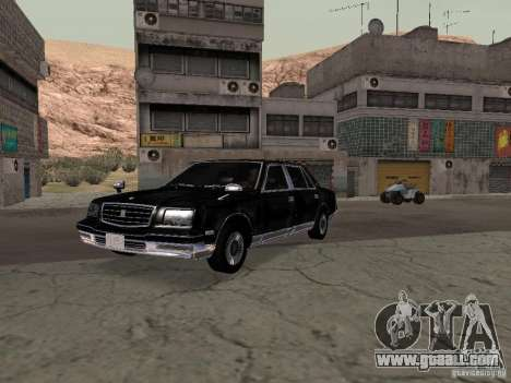Toyota Century for GTA San Andreas right view