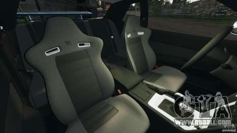 Nissan Skyline GT-R R34 2002 v1.0 for GTA 4 inner view