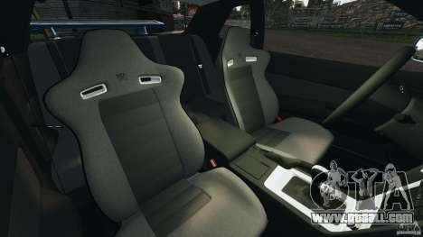 Nissan Skyline GT-R R34 2002 v1.0 for GTA 4 inner view