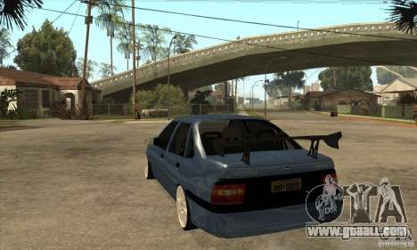 Opel Vectra A GSiTuning for GTA San Andreas back left view