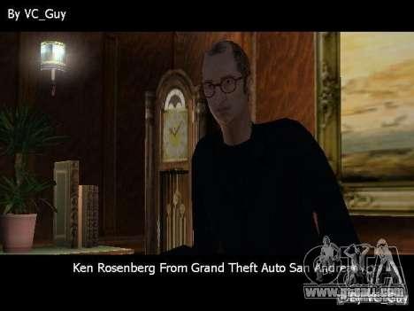 SA Characters for GTA Vice City second screenshot