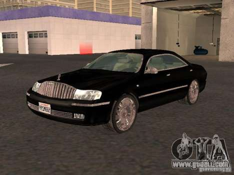 Nissan Cedric Y34 for GTA San Andreas
