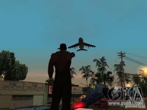Hydra at 4-stars for GTA San Andreas