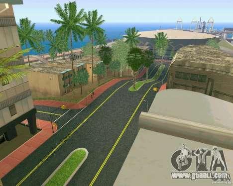 New Textures Of Los Santos for GTA San Andreas