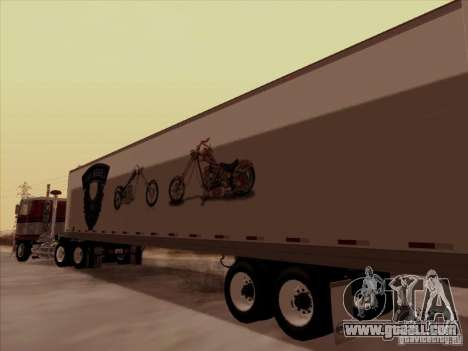Hell Riders American for GTA San Andreas