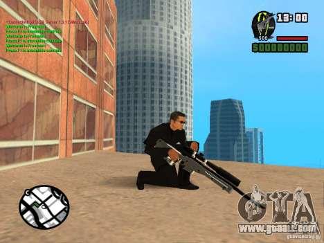 Gun Pack by MrWexler666 for GTA San Andreas fifth screenshot