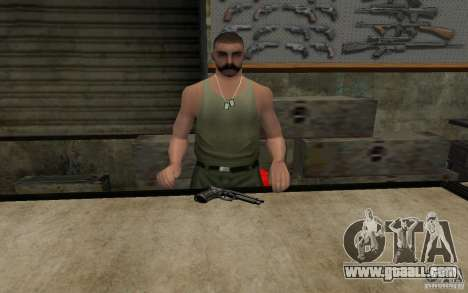 Barreta M9 and Barreta M9 Silenced for GTA San Andreas third screenshot