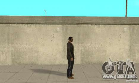 Niko Bellic for GTA San Andreas second screenshot