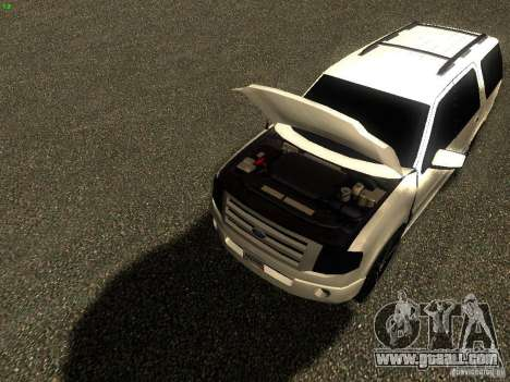 Ford Expedition 2008 for GTA San Andreas right view