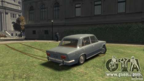 VAZ 2103 for GTA 4 right view
