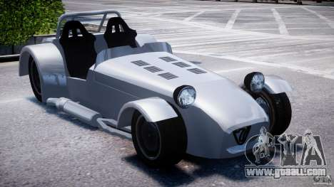 Caterham Super Seven for GTA 4 right view