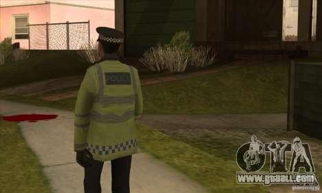 A New Police for GTA San Andreas third screenshot