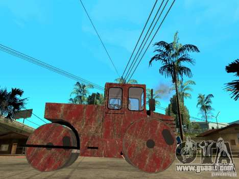 Cilindru Compactor for GTA San Andreas