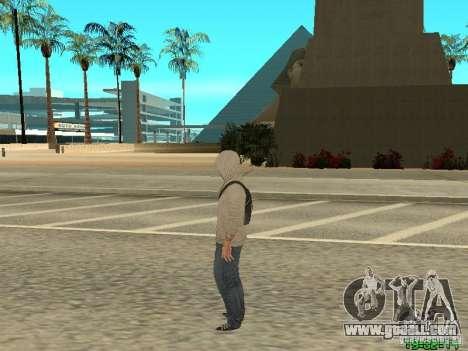 Desmond Miles for GTA San Andreas second screenshot