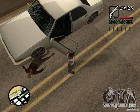 Endorphin Mod v.3 for GTA San Andreas eighth screenshot