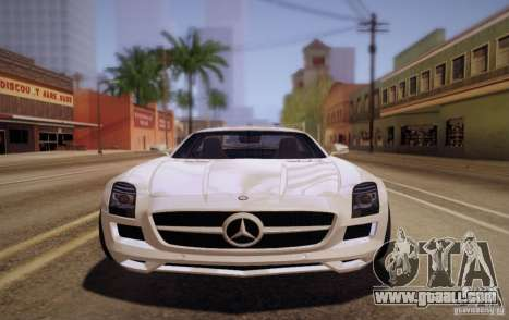 CreatorCreatureSpores Graphics Enhancement for GTA San Andreas eighth screenshot