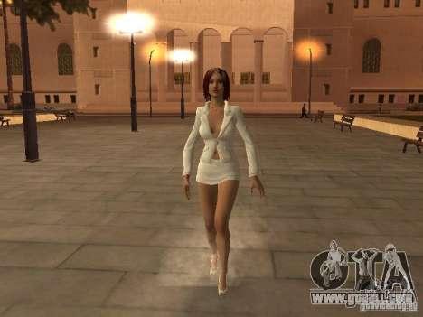Black Stallion Peds for GTA San Andreas second screenshot
